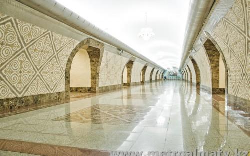 Станция Алмалы
