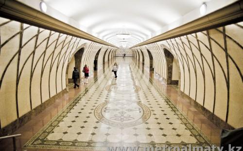 Станция «Жибек жолы»