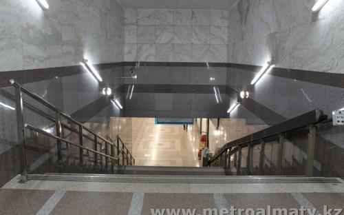 Коридор на станции Алатау